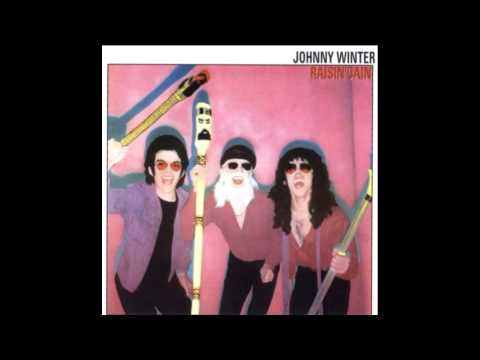 Johnny Winter - The Crawl ( Raisin' Cain ) 1980