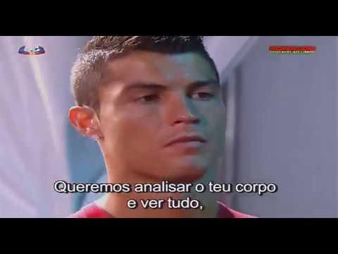 Cristiano Ronaldo testado ao limite- PT-PT completo