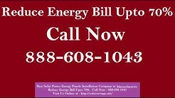 Best Solar Power (Energy Panels) Installation Company in Taunton Massachusetts MA