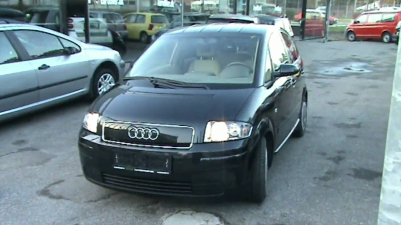 audi a2 1 2 tdi til henrik youtube. Black Bedroom Furniture Sets. Home Design Ideas