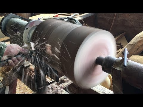 Woodturning // Amazing Projects With Lathe You Must Watch