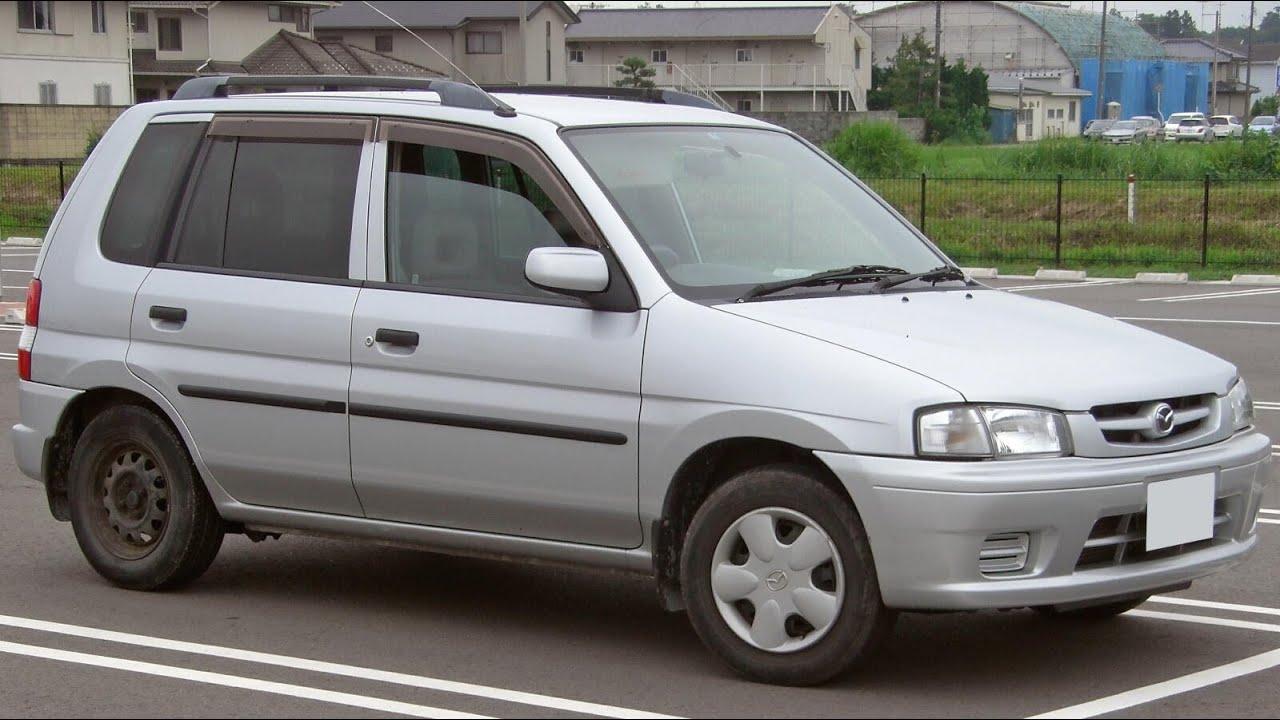mazda demio 1998 года