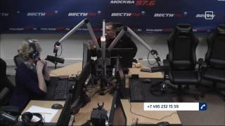 Ельцин-центр есть, а Ельцина в нем нет * Полный контакт с Владимиром Соловьевым (22.11.16)