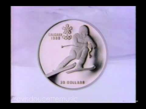 Royal Bank Olympic Silver Dollars (1988)