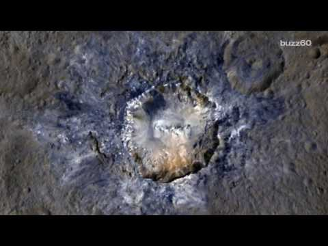 NASA Releases Amazing Images of Dwarf Planet Ceres