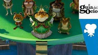 El reino de las ranas ( Frog Kingdom ) - Trailer español