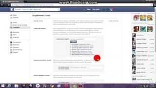 facebook arkadaş engelleme ve kaldırma