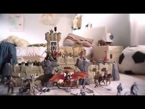 Schleich | Eldrador | Knights Castle | TV Spot 30' 2014