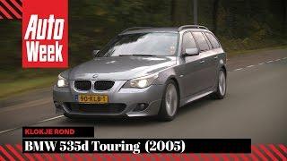 Klokje Rond - BMW 535d Touring - 2005 - 343.345 km
