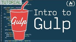Gulp Task Automation for Beginners