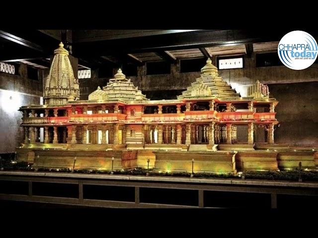 अयोध्या में श्रीराम मंदिर का भूमिपूजन सम्पन्न, प्रधानमंत्री ने रखी शिला