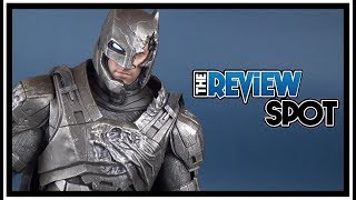 UNBOXING | Hot Toys Batman V Superman Armored Batman Sideshow Exclusive Sixth Scale Figure