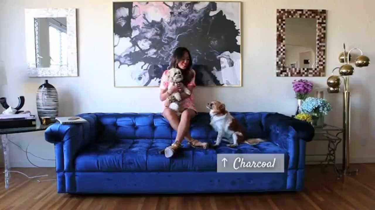 House Trip: Aimee of Song of Style - YouTube