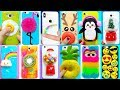 15 DIY STRESS RELIEVER PHONE CASES | Easy & Cute Phone Projects & iPhone Hacks