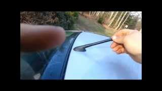 00 08 ford focus antenna replacement