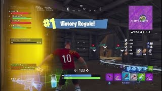 "New ""Midfield Maestro""/ World Cup Soccer Skin / Epic Squad Win in Fortnite Battle Royale"