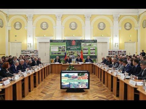 Андрей Бочаров: повышение реальных доходов населения – наш абсолютный приоритет