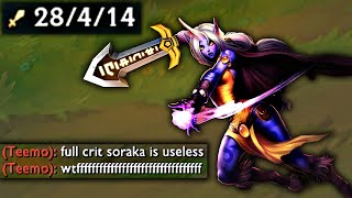 FULL CRIT SORAKA