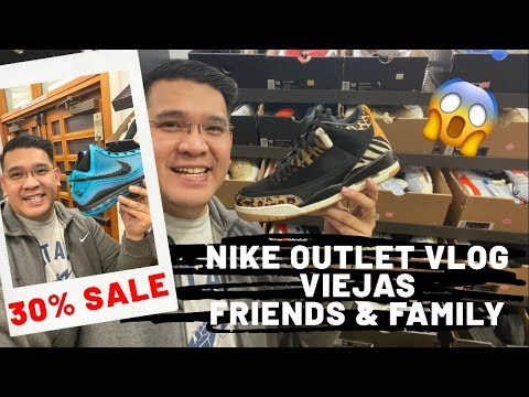 Nike Clearance Store - 1st Day of