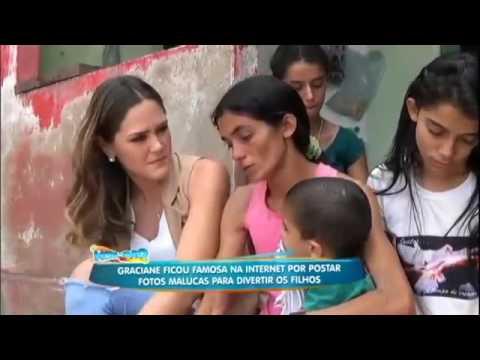 Hora do Faro 24 07 2016 Conheça a história da mãe que faz a alegria dos filhos com fotos i