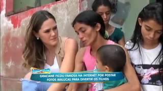 Baixar Hora do Faro 24 07 2016 Conheça a história da mãe que faz a alegria dos filhos com fotos i