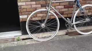Fixed Gear Bikes in Japan