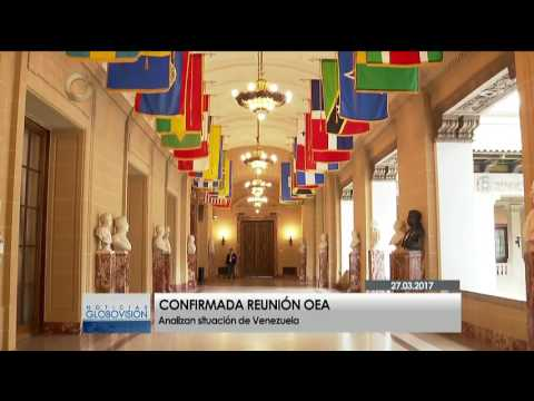 Venezuela y la OEA se juegan este martes la política en Latinoamérica