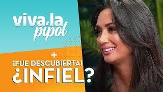 Así reaccionó Pamela Díaz cuando la descubrieron siendo infiel - Viva La Pipol