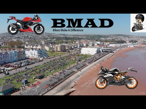 BMAD 2018 Review Bikers Make A Difference.