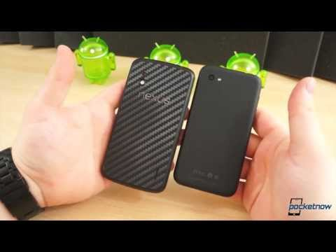 HTC First vs Google Nexus 4 | Pocketnow