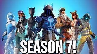 """OFFICIAL"" SEASON 7 TRAILER! SVELATE SKIN PASS BATTLE and NEW VEHICLES!! 