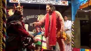 Yakshagana -- Seetha swayamvara