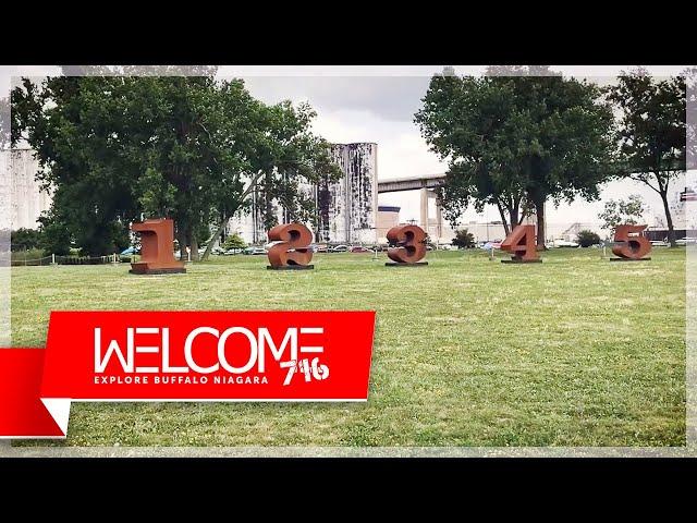 Welcome 716 Vists Buffalo Waterfront's Outer Harbor - Explore Buffalo Niagara