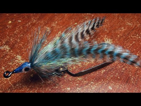 Tarpon fly - fly tying instructions by Ruben Martin