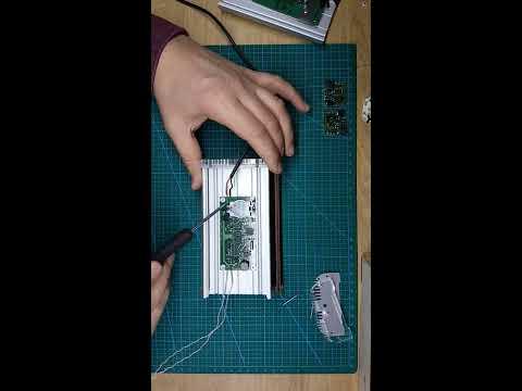 Настройка светодиодного контроллера AQUAPLANNER MINI V2.0