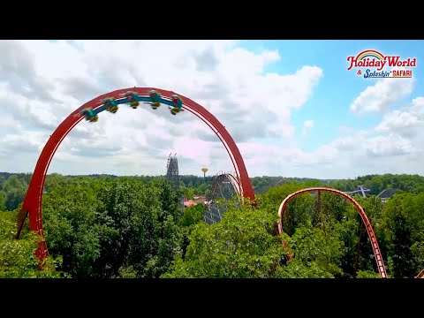 Visit Holiday World & Splashin' Safari!