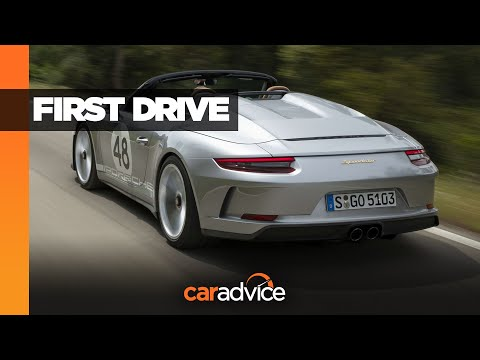 REVIEW: Porsche 911 Speedster