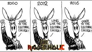Abolition is Retardation: The Electoral College Rant