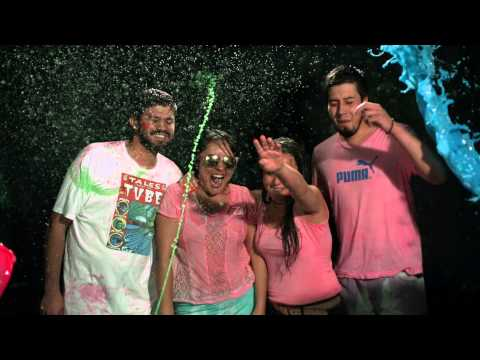 Entel PaintShot LIC2014   Antonia Arceu Videos De Viajes
