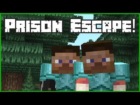 ESCAPING THE ABANDONED PRISON - Roleplay [RONALD'S CAM]
