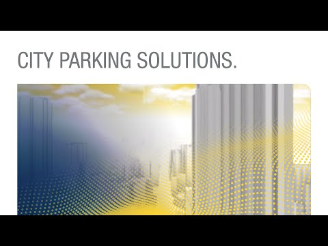 City Parking Solutions - Car Park Management Systems, Urban Mobility