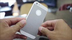 Spigen iPhone 5 Skin Guard hands-on