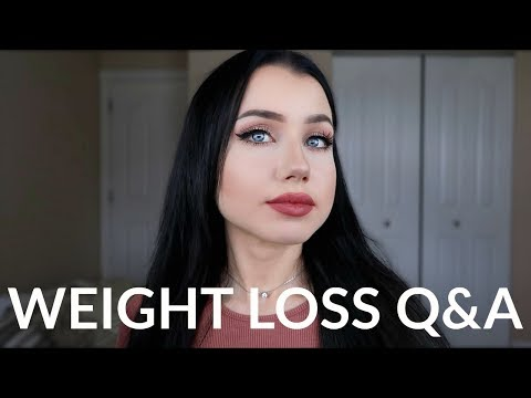 WEIGHT LOSS Q&A | Staying Motivated, 'Eating Disorders' & More Tips To Lose Weight