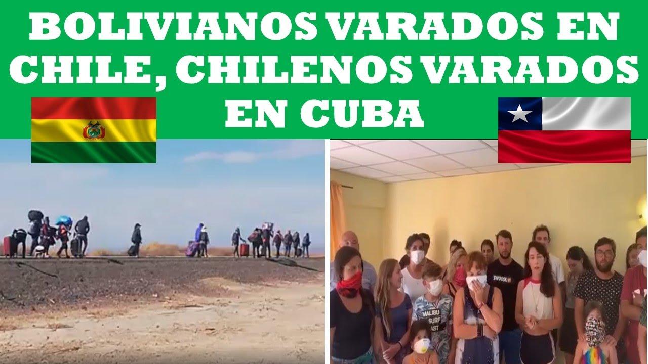 Bolivianos Varados En Chile Chilenos