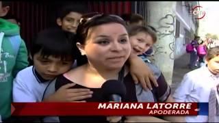 Masivas peleas entre escolares causaron preocupación en Antofagasta - CHV Noticias