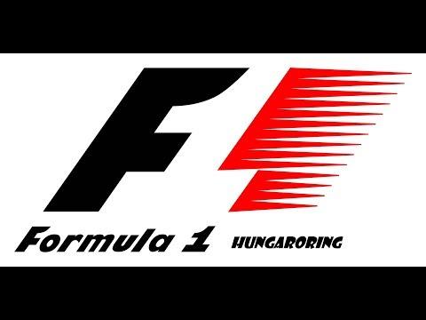Forma 1 2015 Hungaroring Start