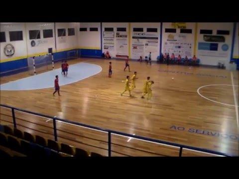 Juvenis (Campeonato AFC): CS São João 6-0 CP Miranda do Corvo