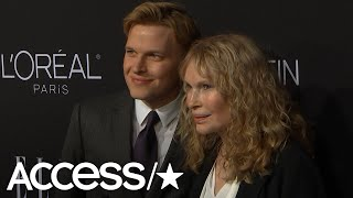 Mia Farrow Reveals How Proud She Is Of Ronan Farrow After #MeToo Reporting | Access