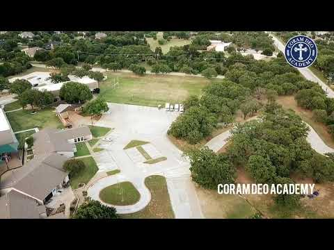 Coram Deo Academy - View from Above