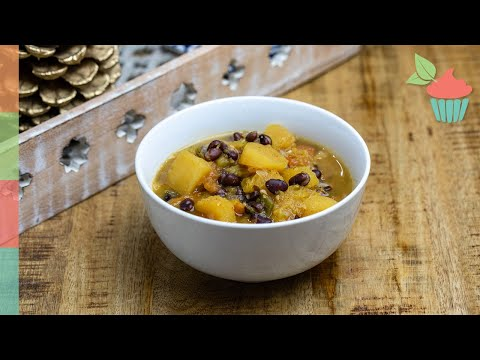 Butternut Squash Chili   Instant Pot Recipes!